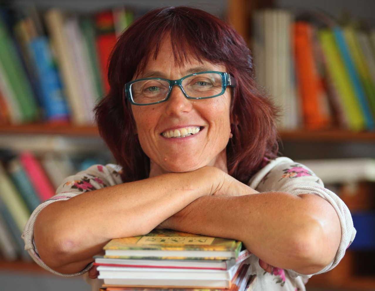 Erica Bänziger Portrait